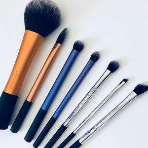 Real Techniques Brush Lot